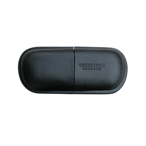verivinci leather eye glasses push case drop. Rav ox hide