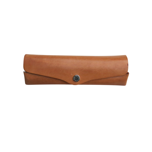 verivinci leather pencil case. Rav ox hide